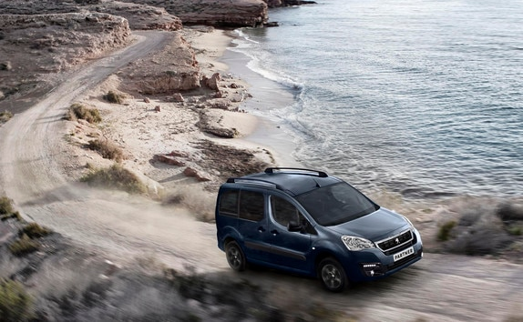 Peugeot Crossway