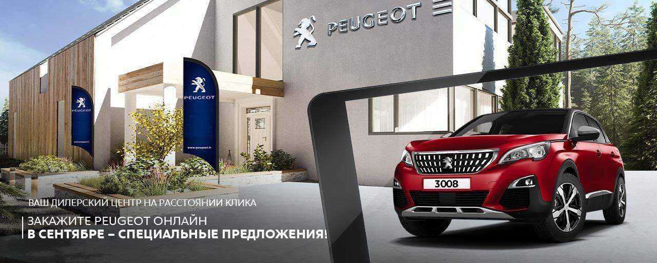 Peugeot Stock