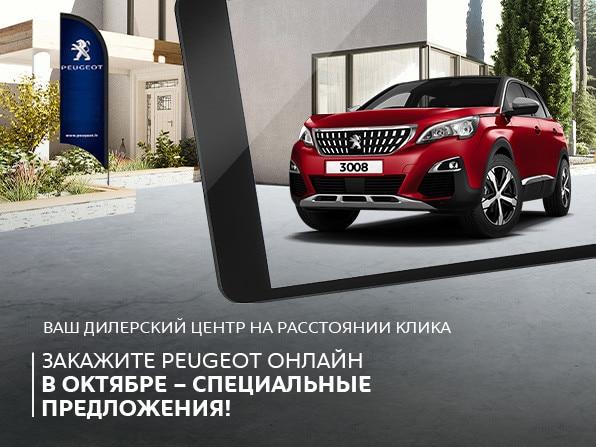 Stock Peugeot