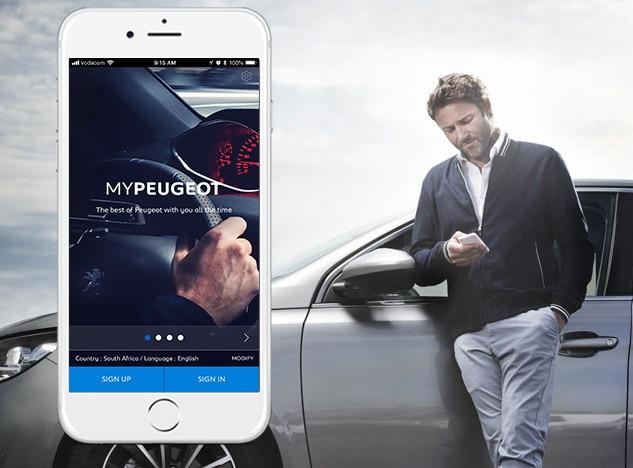 MyPeugeot