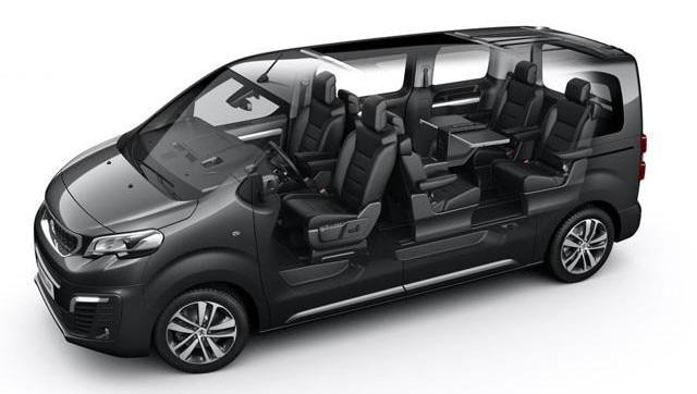 Peugeot Traveller Bussines VIP - купить у официального дилера