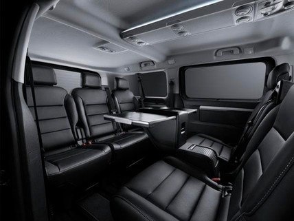 Peugeot Traveller VIP